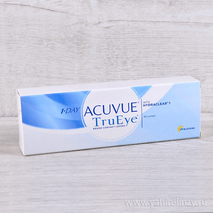 1 Day Acuvue TryEye 30 шт.